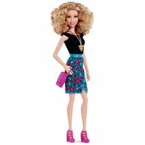 Barbie Fashionistas Balada - Cabelo Cacheado - Mattel