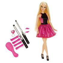 Barbie Fashion And Beauty Cabelos Cacheados - Mattel