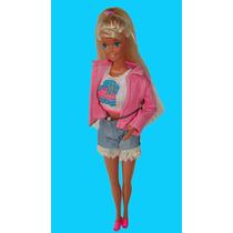 Boneca Antiga Barbie 1990