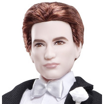 Boneco De Coleção Barbie Collector: Edward Saga Crepusculo