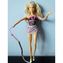 Boneca Barbie Ginástica Rítmica Mattel