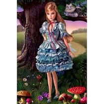 Barbie Alice No Pais Das Maravilhas Alice In Wonderland Doll