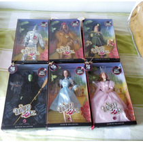 Barbie Colecionador - Magico De Oz - As 6 Bonecas Da Foto