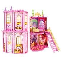 Castelo Barbie E A Tres Mosqueteiras E Corinne Que Canta