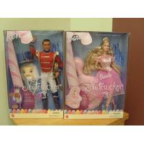 Barbie Quebra Nozes - Clara Erick E Carruagem