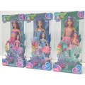 Barbie Fairytopia Mermaidia 3 Sereias Nori Merissa Shella