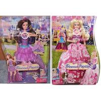 Barbie A Princesa E A Pop Star - Tori E Keira - Portugues