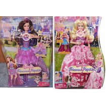 Barbie A Princesa E A Pop Star Duas Boneca Que Cantam