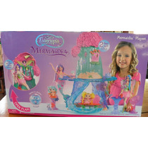 Barbie Mermaidia Fairytopia - Castelo Das Aguas