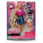 Barbie Glitter No Cabelo