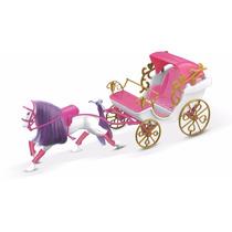 Carruagem Real Ideal Para Barbie - Frete Grátis