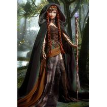 Barbie Collector Faraway Forest Elf Doll Fada Da Floresta