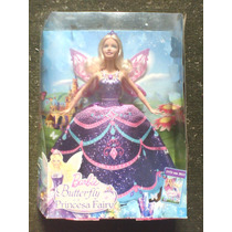 Boneca Catarina Barbie Borboleta - Butterfly Original Mattel