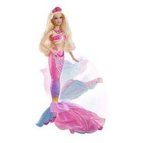 Boneca Barbie Sereia Das Perolas - Mattel