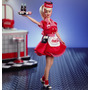 Barbie Coca Cola Waitress Garçonete Coleção Collector Rara