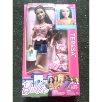 Boneca Teresa Barbie Dream House Original Da Mattel