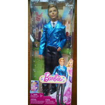 Barbie - Filme: A Princesa E A Pop Star - Príncipe Liam