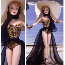 Barbie Hollywood Movie Star A Day In The Sun Nao Gravida