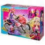 Barbie Filme Motocicleta E Pet - Mattel Ref. Dhf21