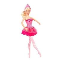 X8822 Barbie Filme Bailarina - Rose