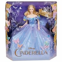 Boneca Cinderela Luxo Baile Encantado Filme 2015 - Disney