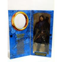Boneco Senhor Dos Aneis Aragorn Toy Biz 31 Cm Cinema Filme