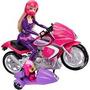 Motocicleta E Pet Barbie Filme