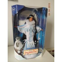 Barbie Pocahontas - Wintwr Moon - Disney - Serie Princesas
