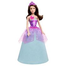 Boneca Barbie Super Princesa Super Amiga Cdy62 Parc. S/juros