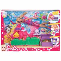 Boneca Barbie Mattel Quero Ser Caçadora De Tesouros Y9347
