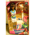 Boneca Barbie Wnba Christie Friend Of 1998 Mattel 20206