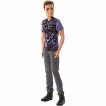 Boneco Barbie Fashionistas Ryan - Mattel