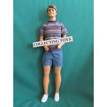 Coleção Barbie - Ken (a 47) Estrela - Anos 80 - Original!