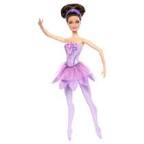 Boneca Barbie E As Sapatilhas Mágicas Bailarina Odette