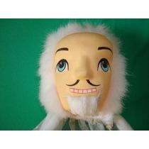 Máscara Cabeça Original Mattel Para Boneco Ken Quebra-nozes