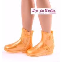 Sapato Para O Boneco Ken ( Barbie ) * Sapatinho Original