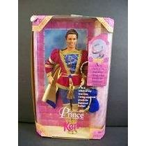 Ken Principe Rapunzel 1997 Na Caixa !!! Raro