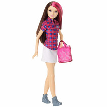 Boneca Barbie Family Irmã Três É Demais Skipper Mattel Ccp84