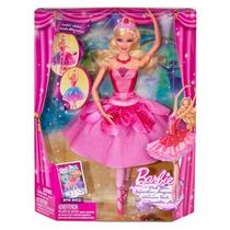 Barbie E As Sapatilhas Magicas 2013 Mattel X8810 Nova