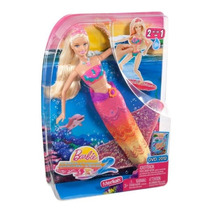 Boneca Barbie Merliah Filme Vida De Sereia 2 Mattel Oferta