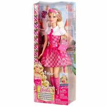 Barbie Escola De Princesas Blair Mattel V8701 Novo