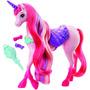 Barbie Unicornio Penteados Magicos - Mattel Dhc38