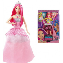 Boneca Barbie Princesa Courtney Filme Rock