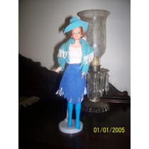 Barbie Somente A Saia