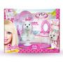 Pet Salon Salão Para Cachorro Barbie Intek