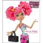 Bolsinha Para Boneca Monster High * Bolsa Original Mattel