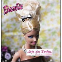 Prendedor De Cabelo Para Boneca Barbie * Mattel