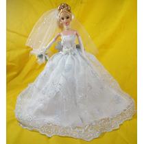 Vestido De Noiva Barbie Modelos Exclusivos