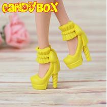 Sapatinho De Luxo Para Boneca Barbie * Sapatinho Fashion