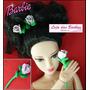 Flor Para Barbie * Enfeite De Cabelo * Miniatura Para Boneca